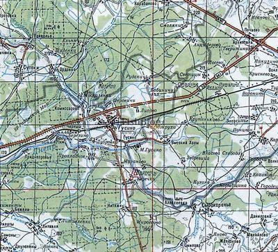 рыболовные базы смоленской области на карте